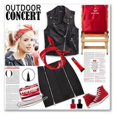 """""""Outdoor Concert"""" by lisajean1957 ❤ liked on Polyvore"""