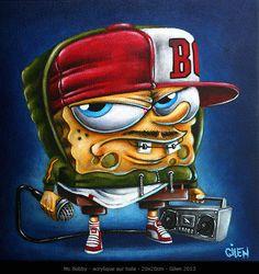Ps Wallpaper, Graffiti Wallpaper, Cartoon Wallpaper, Dope Cartoons, Dope Cartoon Art, Badass Drawings, Art Drawings, Art Du Joker, Character Art