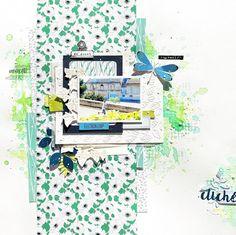 Mini Albums, Scrapbooking, Kit, Crafts, Pattern Paper, Manualidades, Handmade Crafts, Scrapbooks, Craft