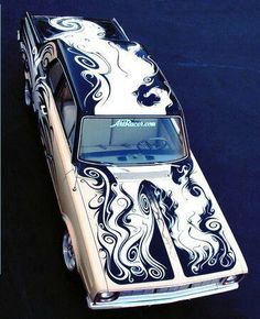 Of Cars and Canvases: The Automobile as Art Form