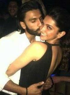 """The chemistry between Deepika Padukone and her lover Ranveer Singh is now at the top most bollywood gossips. It was found out that he specially came for her all the way to Mumbai. The insider sources say that the 'Band Baaja Baarat' actor had once come to spend some nice time with Deepika """"Alone"""". Could you smell something  fishy between the two? I could."""