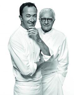 Cap ou pas cap d'inviter Alain Ducasse chez vous ? … ses recettes signature en pas à pas avec Romain Meder - Food & Sens