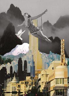 Dreamscape Collages