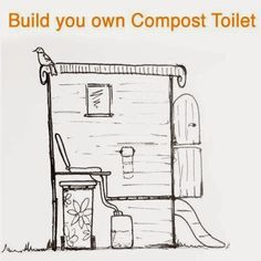 Bokashi Toilet for the tiny house
