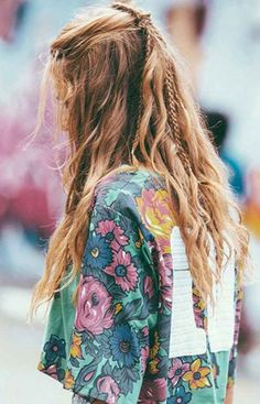 15 Killer Braided Hairstyles to Try for Coachella: Baby Pigtails
