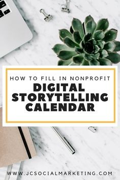How To Fill Out A Nonprofit Digital Storytelling Calendar - marketing for the modern nonprofit Instructional Technology, Instructional Strategies, Volunteer Management, Problem Based Learning, Nonprofit Fundraising, Digital Storytelling, Awareness Campaign, Flipped Classroom, Blended Learning