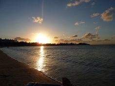 Sunset at Riu Montego Bay - Jamaica