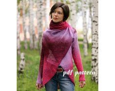 Pattern Multiwear 3 in 1 Pattern PDF File Instant by ToBeStudio