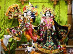 Sri Sri Radha Kunjabihari @ISKCONPune