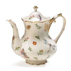 Victorian Teapots, Vintage Teapots, Café Chocolate, Teapots And Cups, Ceramic Teapots, Pottery Teapots, My Cup Of Tea, Tea For One, Tea Time