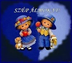 ESTI KÖSZÖNÉS - lelkemszirmai.lapunk.hu Minion, Good Night, Christmas Ornaments, Holiday Decor, Humor, Heart, Cake Ideas, Nighty Night, Christmas Jewelry