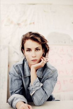 """""""Noomi Rapace"""" ~ She is a badass chick, w/a rockn body! Noomi defines the adjective BODACIOUS !!"""