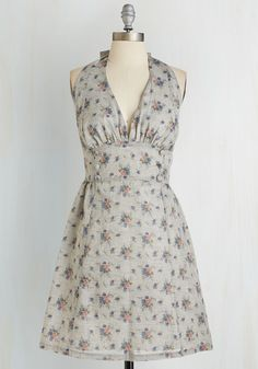 "Size XS. Waist 12.5"" flat, Bust = free (halter neck). The Grill World Dress 