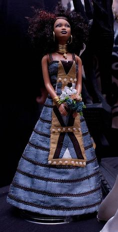 Therez Fleetwood Bridal Dolls by therezfleetwood, via Flickr