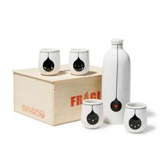 warm sake | Tokkuri - Sake Bottle for hot sake