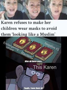 Really Funny Memes, Stupid Funny Memes, Funny Relatable Memes, Haha Funny, Hilarious, Funny Stuff, Ver Memes, Dankest Memes, Karen Memes