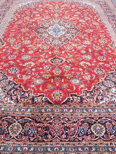 Handmade Persian Kerman Lavar Rug From Toossi Oriental Rugs In Maryland Www Rugs2c Con And Pinterest