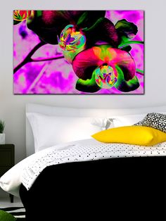 Neon Dream (Canvas) by Th-Ink Art at Gilt