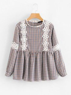 Girls Dresses Sewing, Stylish Dresses For Girls, Little Girl Dresses, Dress Sewing, Baby Frock Pattern, Frock Patterns, Sewing Patterns, Frock Fashion, Fashion Dresses