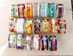 Tin cuffs all 20