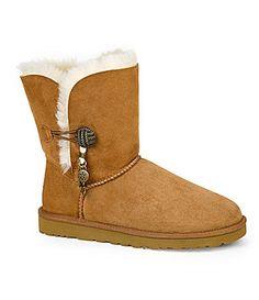 ugg boots Classic short grön