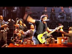 Bruce Springsteen - Burning Love Into Satisfaction - YouTube