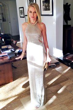 Stylist Diary: Jeanann Williams Preps Naomi for the Globes