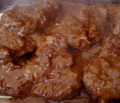 Carne ao Molho Ferrugem