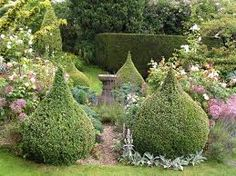 Hillbark Gardens, Bardsey in Yorkshire.