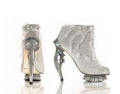 Anastasia Radevich shoes. Too many to post..See more and interviews at the link ♥