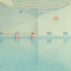 Swimming Pool Series by Maria Svarbova
