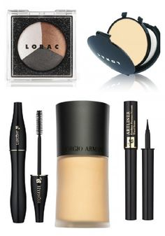 #KendallJenner can't live without the LORAC Starry Eyed Baked Eye Shadow Trio, or the Oli-Free Wet/Dry Powder Makeup