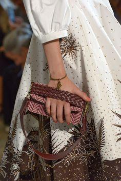 Spring 2017 Runway Report, Favorites #handbags #accessories #springfashion ; Blumarine