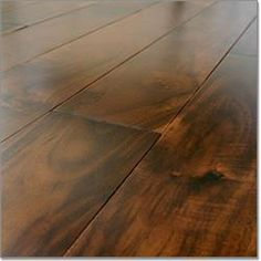 "Mazama Hardwood - Tropical Collection Acacia Golden Walnut / 3"" / Random Length"