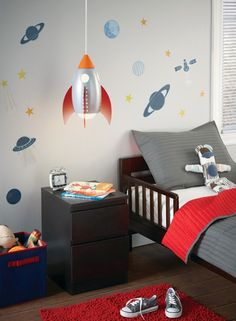 38 Creative & Dazzling Ceiling Lamps for Kids' Room 2015