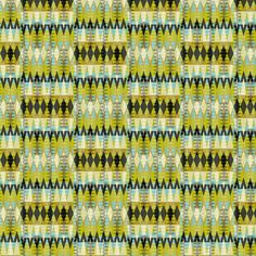 African Zigzag collection, designer Miranda Mol