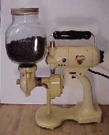 Coffee vintage sunbeam
