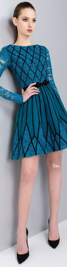 GEORGES HOBEIKA.            Spring/Summer 2014.             Ready-To-Wear.