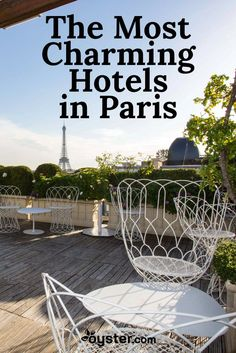 Looking for a cozy, romantic place to call home during your next City of Light sojourn? During our travels to the French capital, we've seen all types of accommodations. But we've come to truly love the ones that feel snug and sweet -- with just enough Parisian flair for a chic touch, too. Here are 10 of the most charming hotels in Paris you may want to consider for your next getaway.