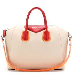 ShopStyle: Givenchy ANTIGONA LEATHER TOTE