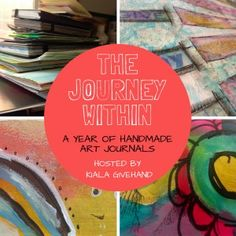 Make 12 Handmade Art Journals in 2016 with Kiala Givehand and 18 Extraordinary Teaching Artists Creative Empowerment, Handmade Books, Art Journaling . Handmade Journals, Handmade Books, Handmade Art, Art Journal Prompts, Art Journals, Glue Book, Nature Journal, Book Making, Card Making