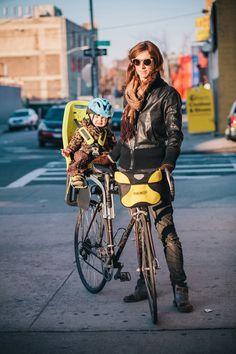 New York is a bike-friendly place where anyone can hop on a 2-wheeled vehicle and zip right past the taxis and all around town. In a city where all kinds of people sport all kinds of bikes, photographer Sam Polcer decided to document the wide range of personalities across the five boroughs in his series, called Preferred Mode. Each of his portraits stylishly portrays urban riders in their leather jackets, T-shirts, or business suits standing alongside their selected mode of transportation…