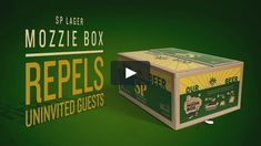"""This is """"SP Lager Mozzie Box"""" by Manday on Vimeo, the home for high quality videos and the people who love them."""