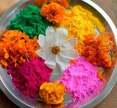 Holi- one of the beautiful festivals of Incredible India Eines der schönsten Feste von Incredible India