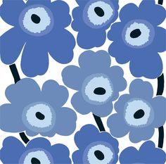 Marimekko flowers, inspiration for spring flower projects!