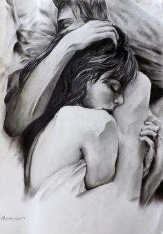 Pin di madison inman su goals love drawings, couple drawings e art drawings. Couple Sketch, Couple Drawings, Love Drawings, Couple Art, Art Drawings, Drawing Art, Drawing Ideas, Illustration Art Dessin, Love Illustration