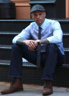 Ami James sure has style
