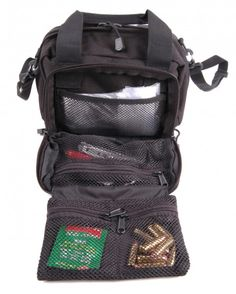 Exclusive: What's In Your All-Around Survival Kit? | American Handgunner | Click here to read: http://americanhandgunner.com/exclusive-whats-in-your-all-around-survival-kit/ | #survival #kit #tactical #safety