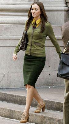 How to dress like Blair Waldorf from Gossip Girls