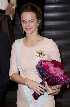 Sofia de Suecia reaparece presumiendo de embarazo - Foto 2